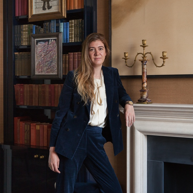 Flora Soames To Wallpaper or Not