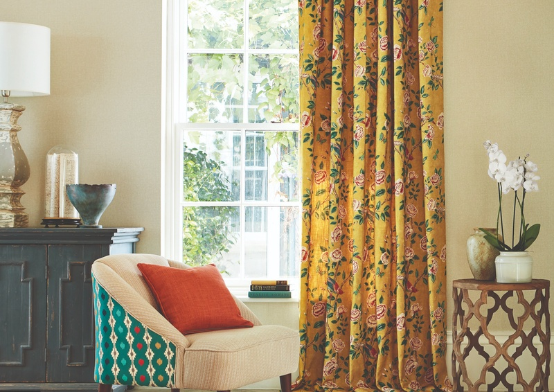 Sanderson 2019 Caspian 23 Andhara Fabric