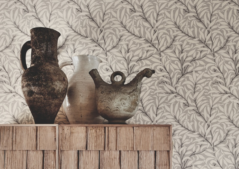 Pure Morris Wallpaper Willow Bough