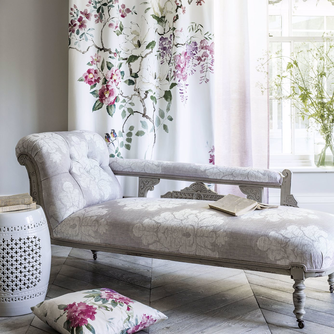 Magnolia & Blossom by SAN