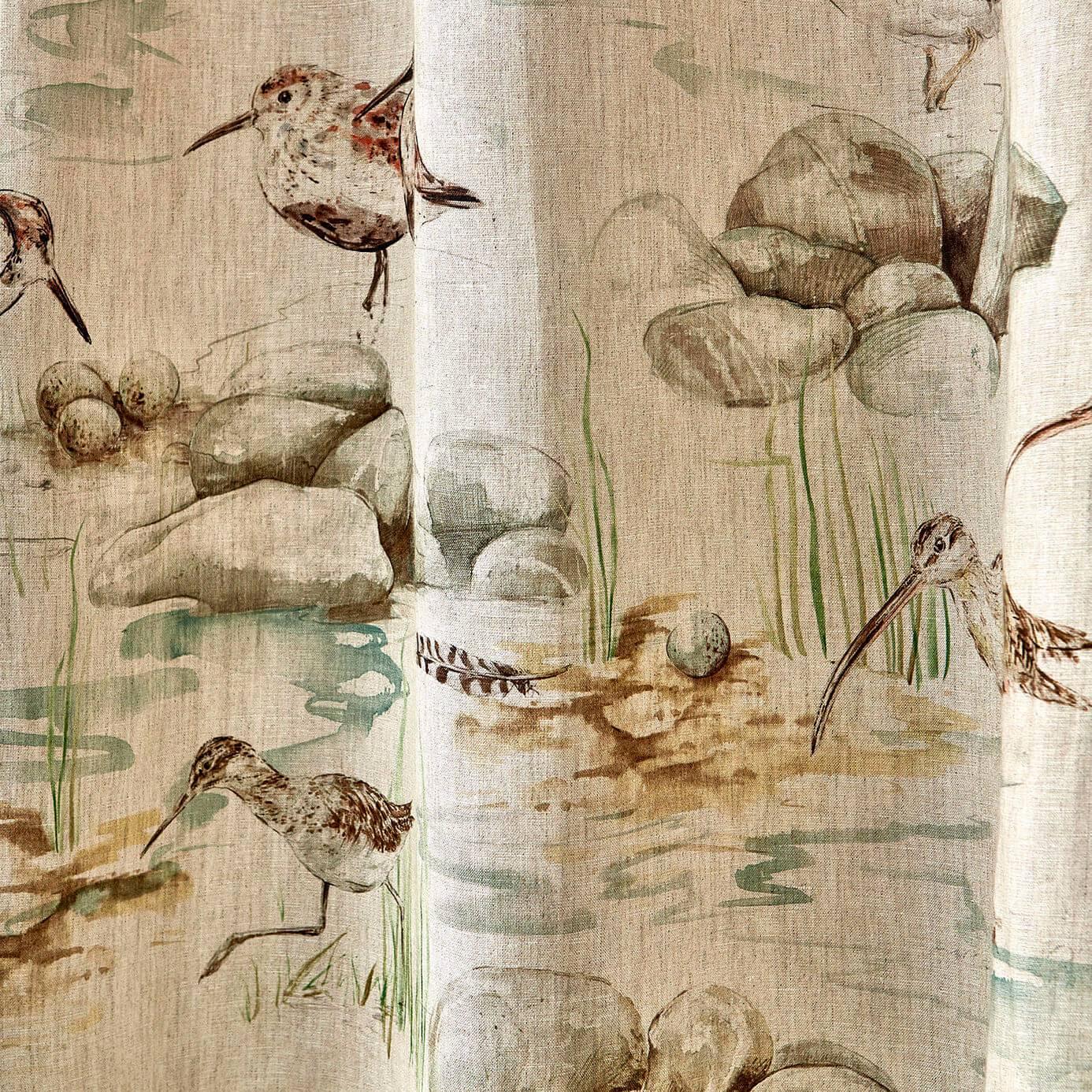 Estuary Birds by SAN