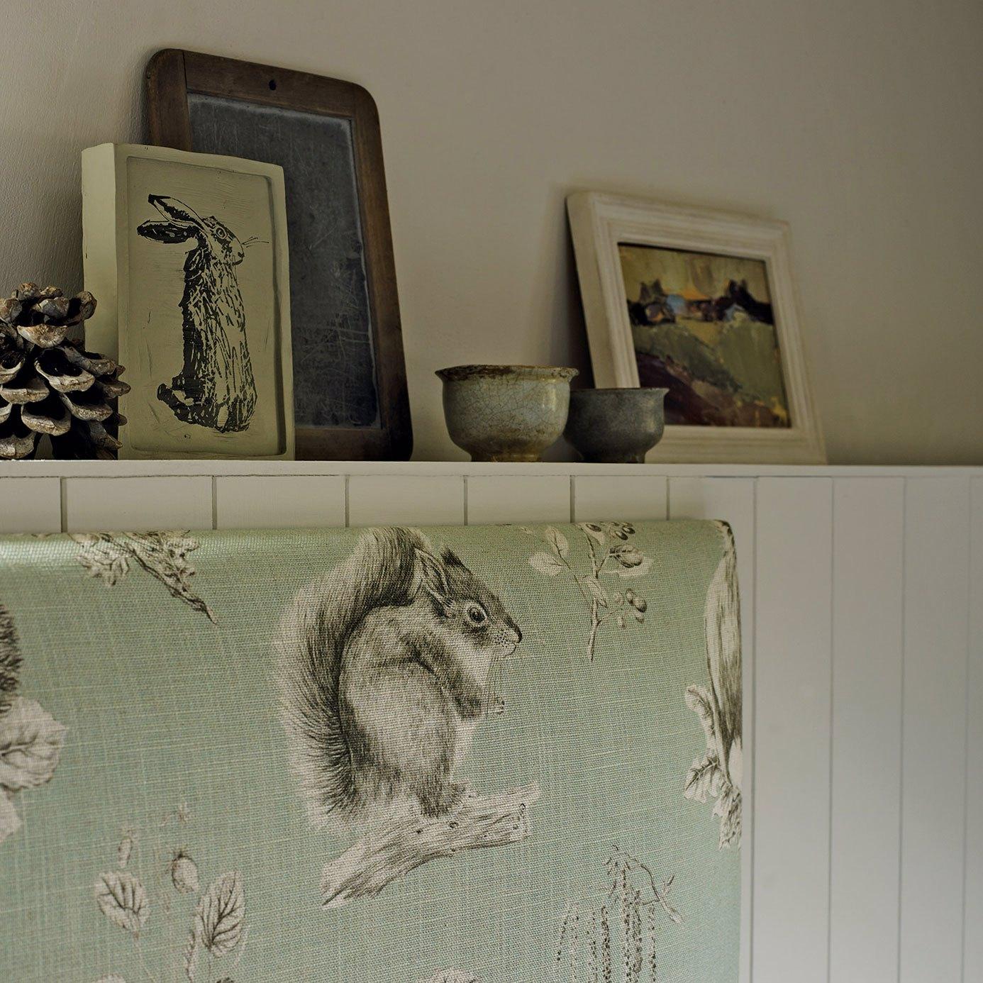 Squirrel & Hedgehog by SAN