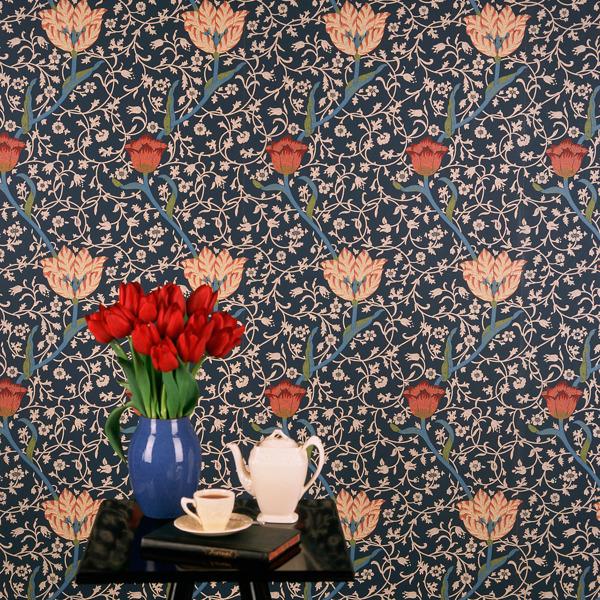 Garden Tulip by Morris & Co