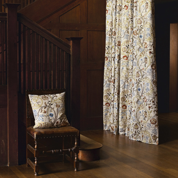 Mary Isobel Embroideries by Morris & Co