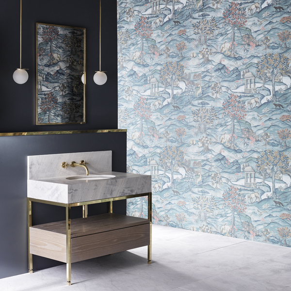 Stand Wood by Zoffany