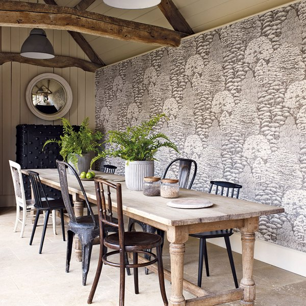 Woodland Toile by Sanderson
