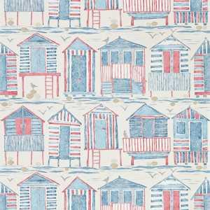Beach Huts by Sanderson