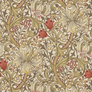 Golden Lily by Morris & Co