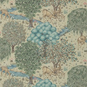 The Brook by Morris & Co