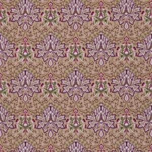 Artichoke Embroidery by Morris & Co