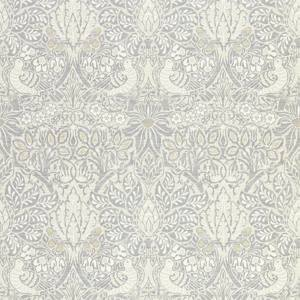 Pure Dove & Rose by Morris & Co