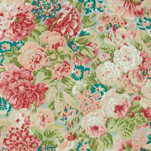 Rose and Peony by Sanderson