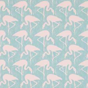 Flamingos by Sanderson