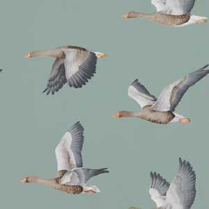 Elysian Geese by Sanderson