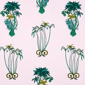 Jungle Palms by Clarke & Clarke