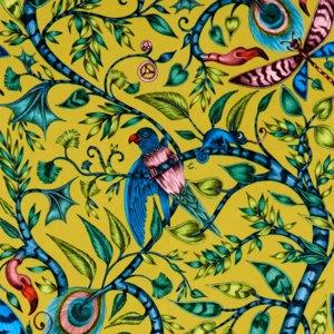 Rousseau Velvet by Clarke & Clarke
