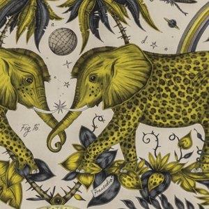 Zambezi Linen by Clarke & Clarke