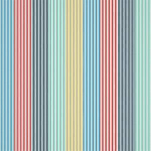 Funfair Stripe by Harlequin
