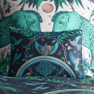 Zambezi 30X40 Boudoir Pillowcase by Clarke & Clarke