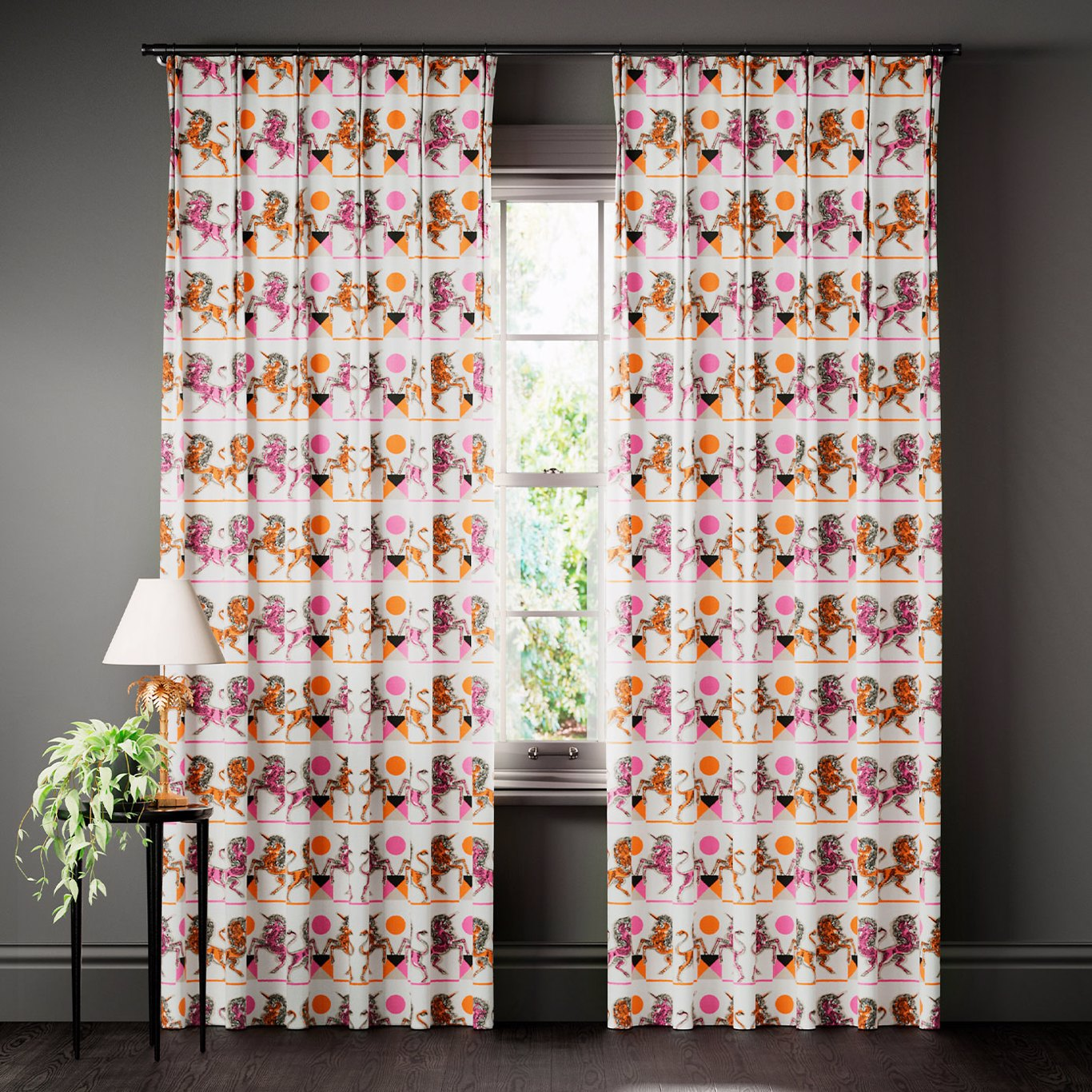 Elixir of Life Curtains by ARC