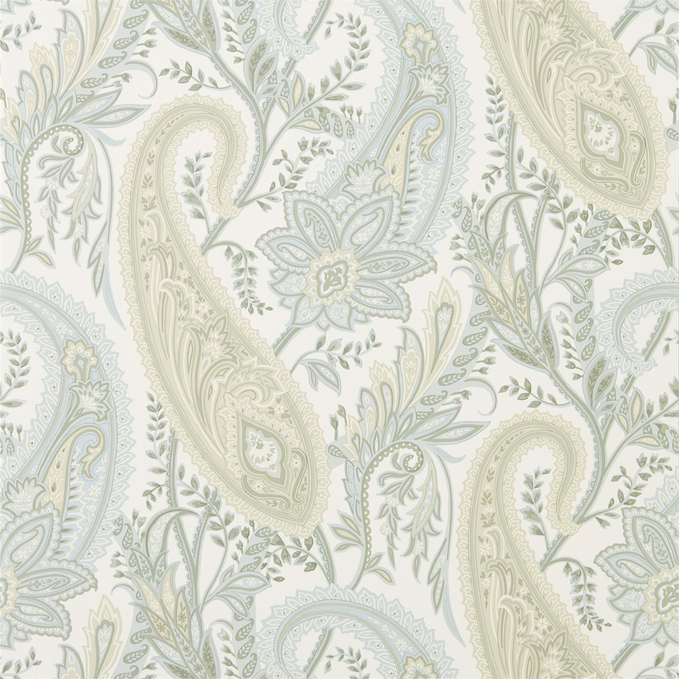 Cashmere Paisley by SAN