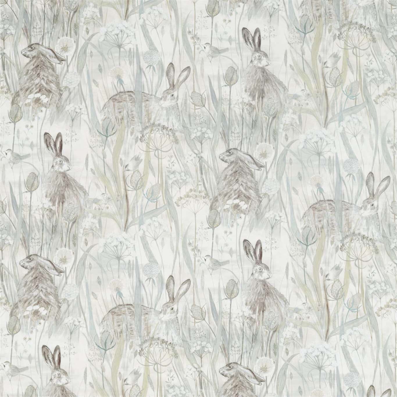 Dune Hares by SAN