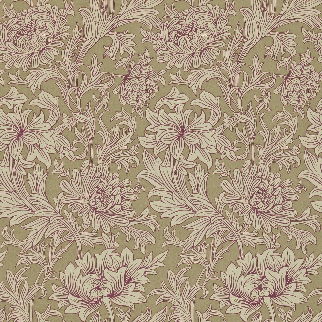 Chrysanthemum Toile by MOR