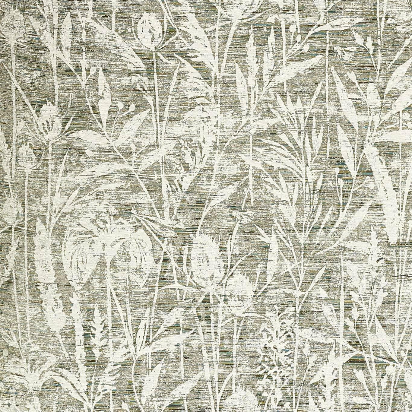 Violet Grasses by SAN
