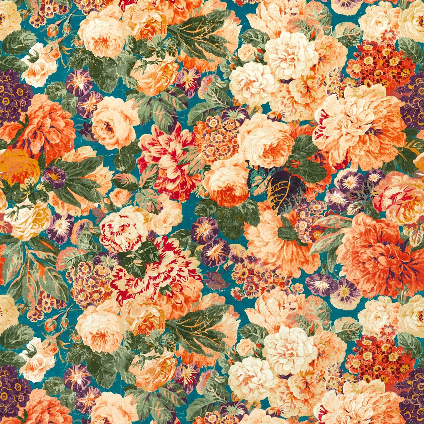 Very Rose and Peony by SAN