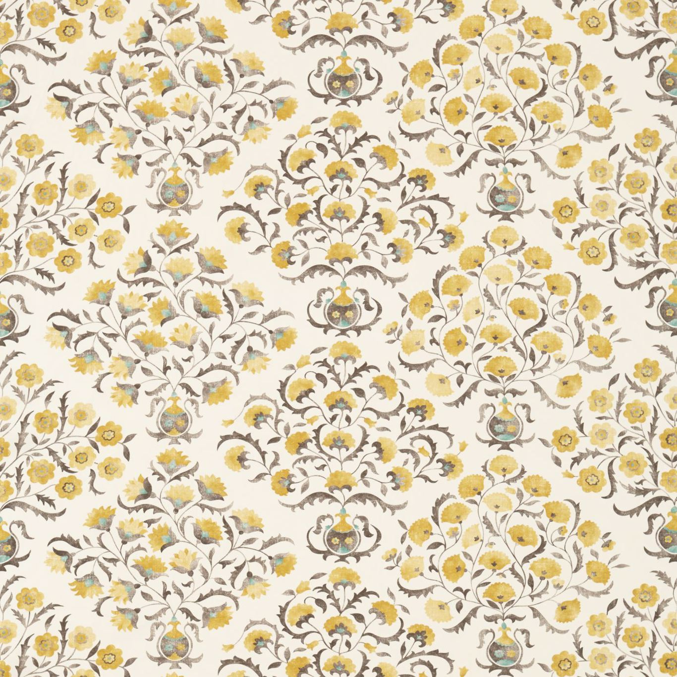 Ottoman Flowers by SAN