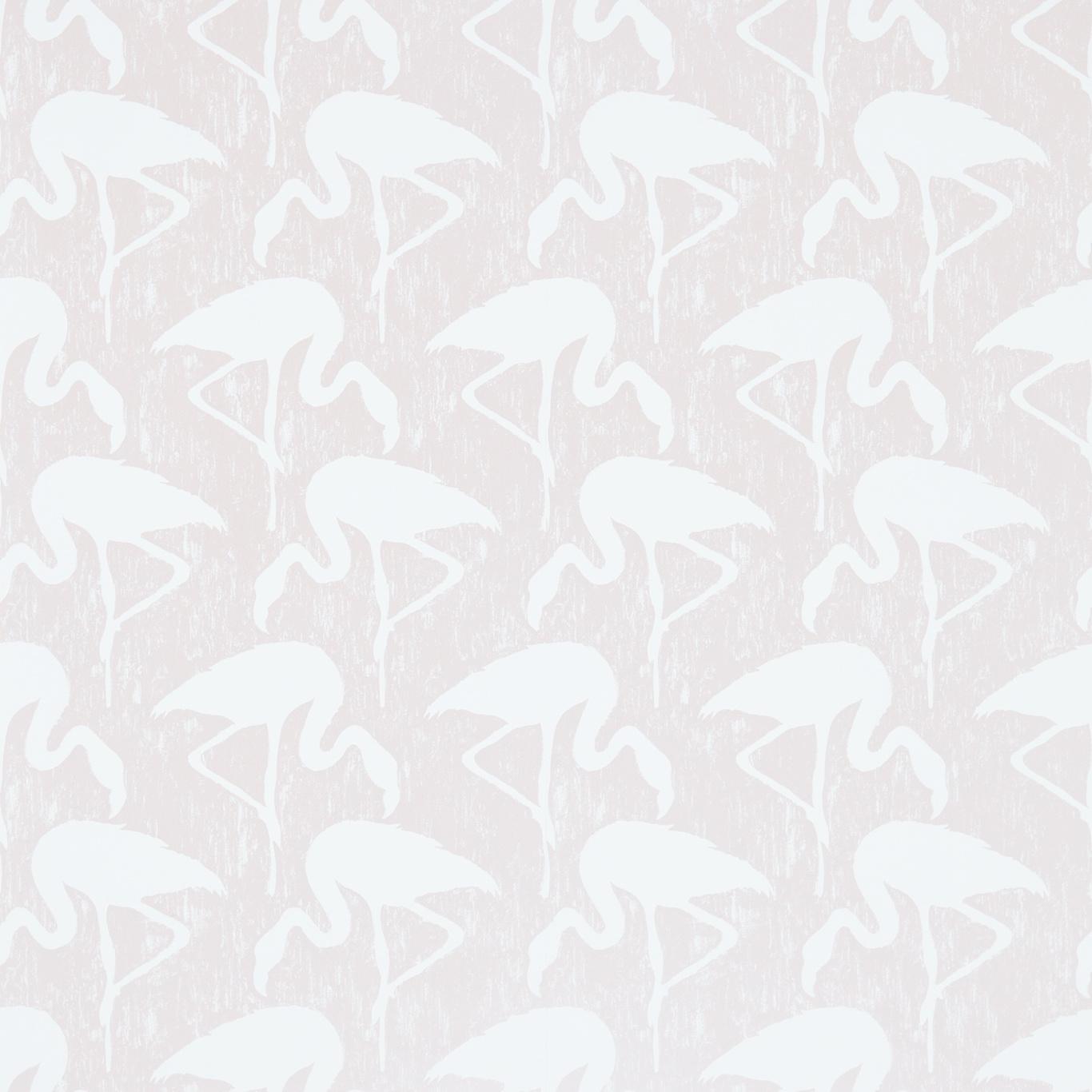 Flamingos by SAN