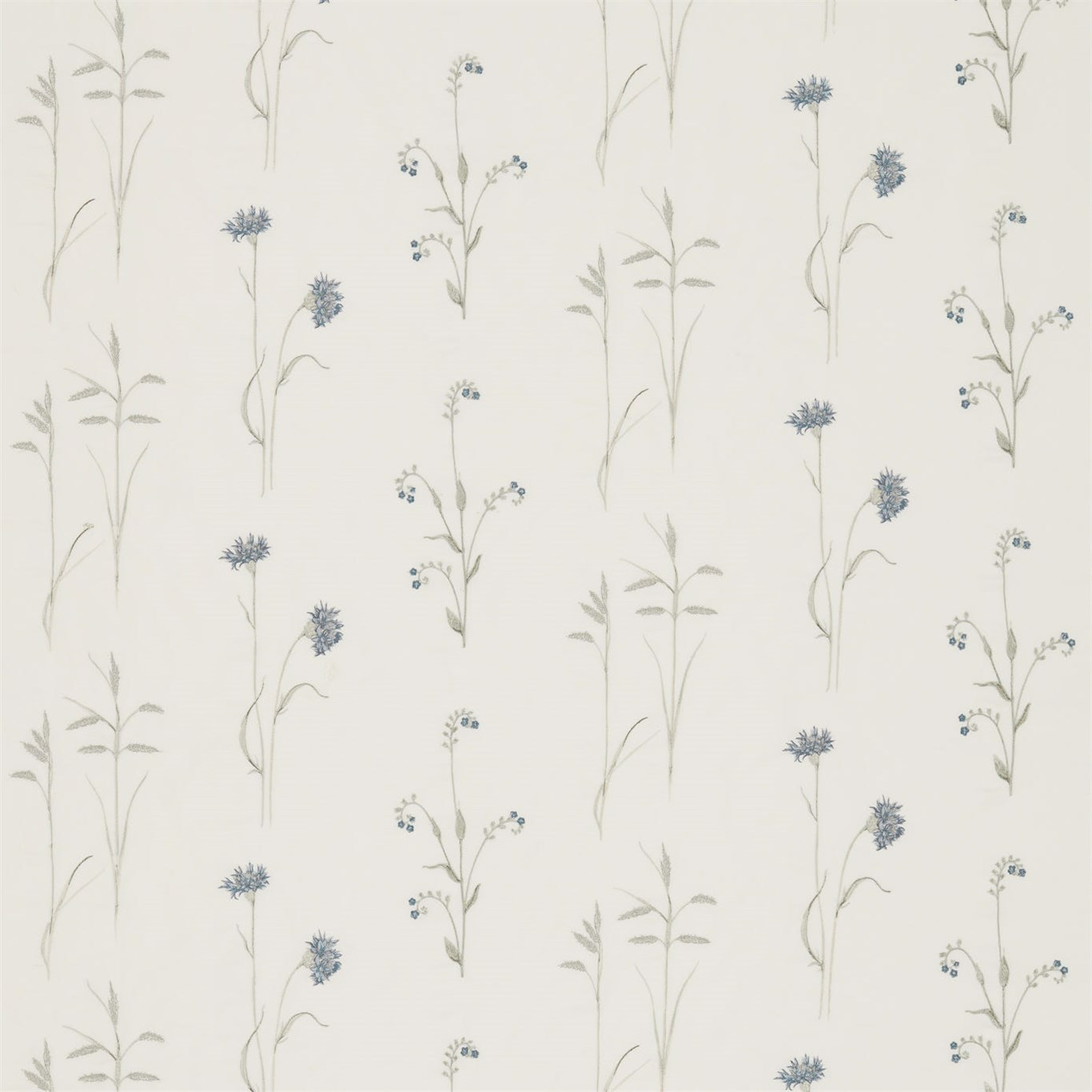 Meadow Grasses by SAN