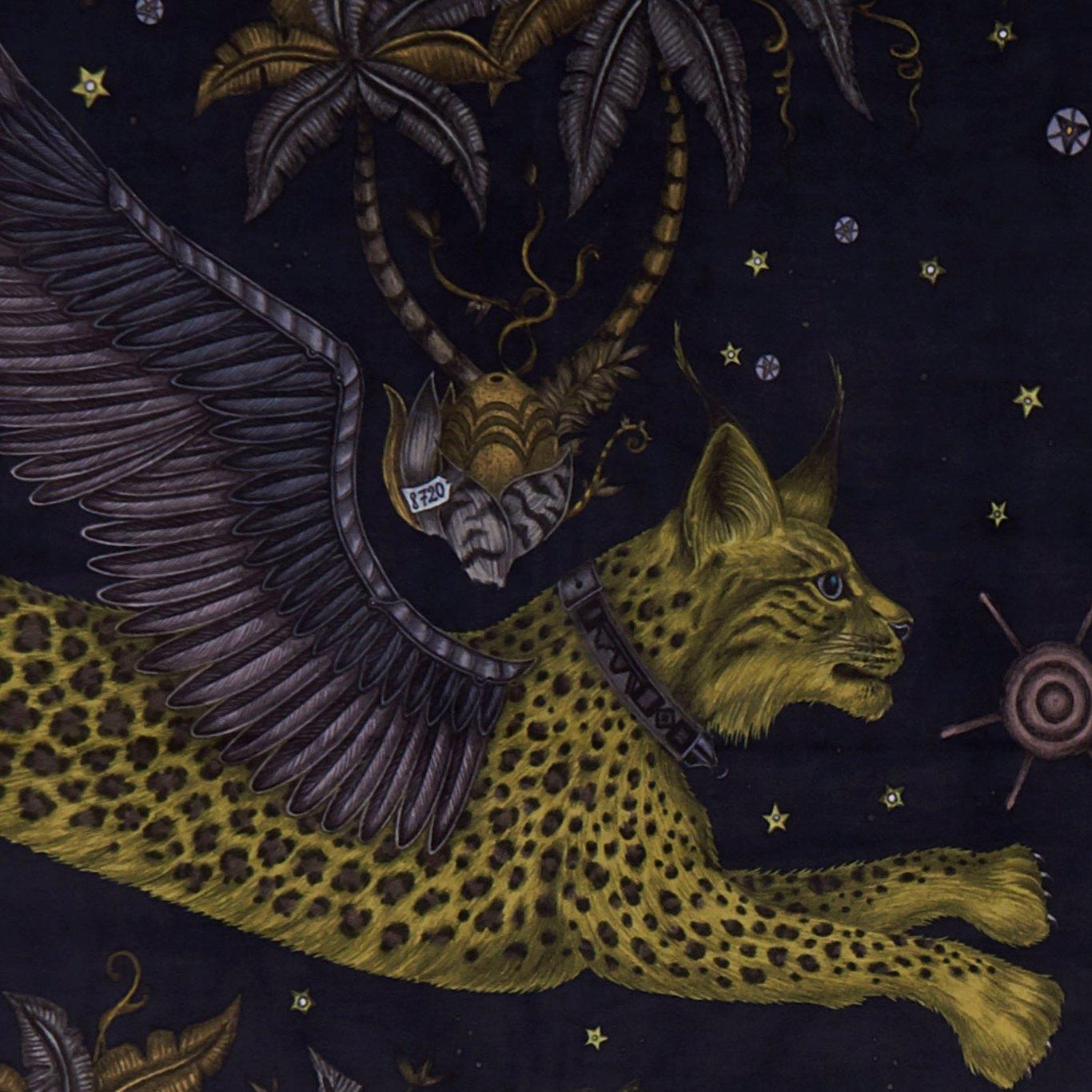 Lynx Velvet by EMS