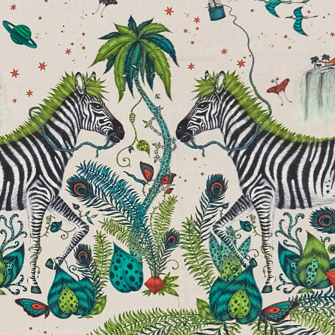 Lost World Linen by EMS