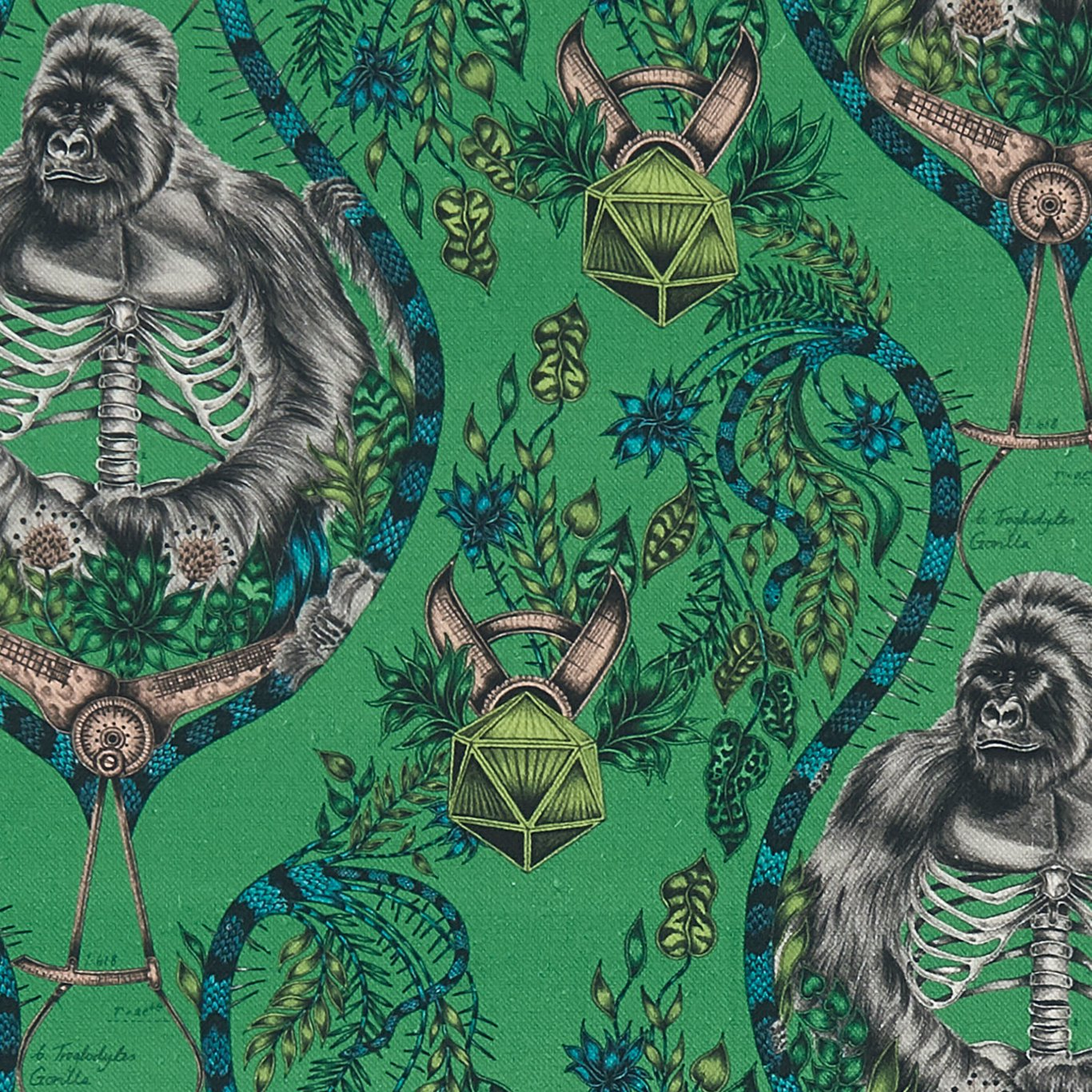 Silverback Linen by EMS