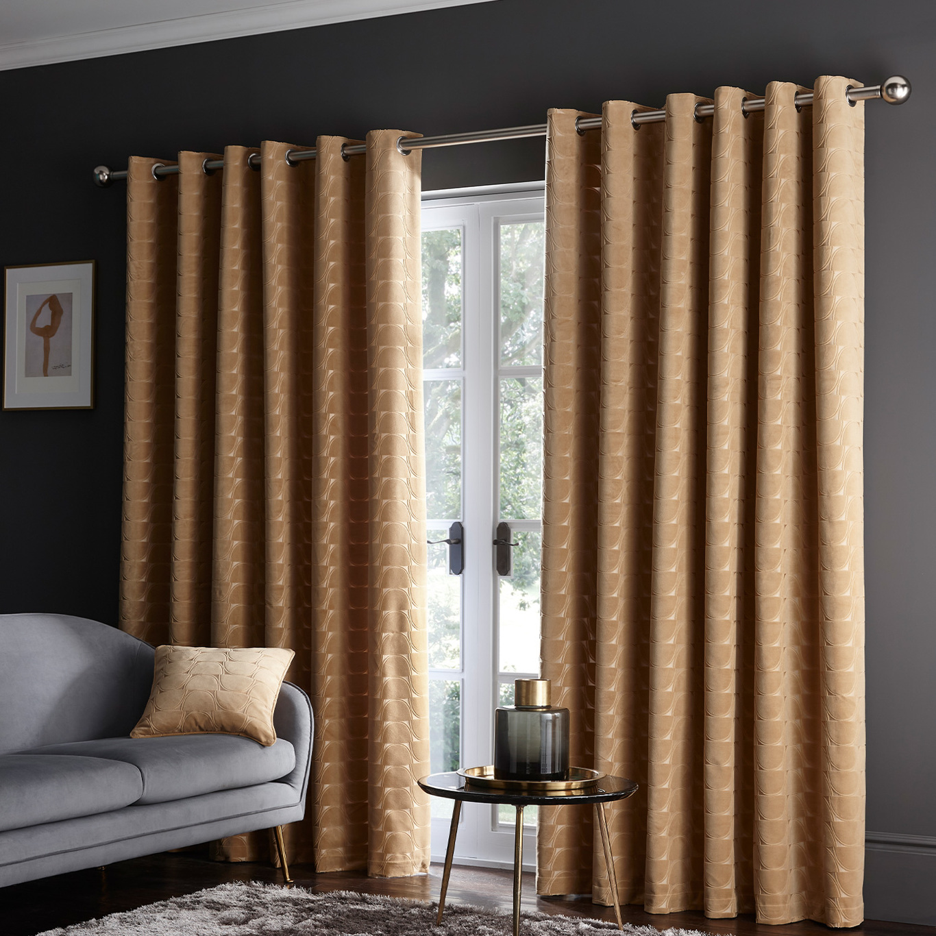 Lucca Curtain by STG