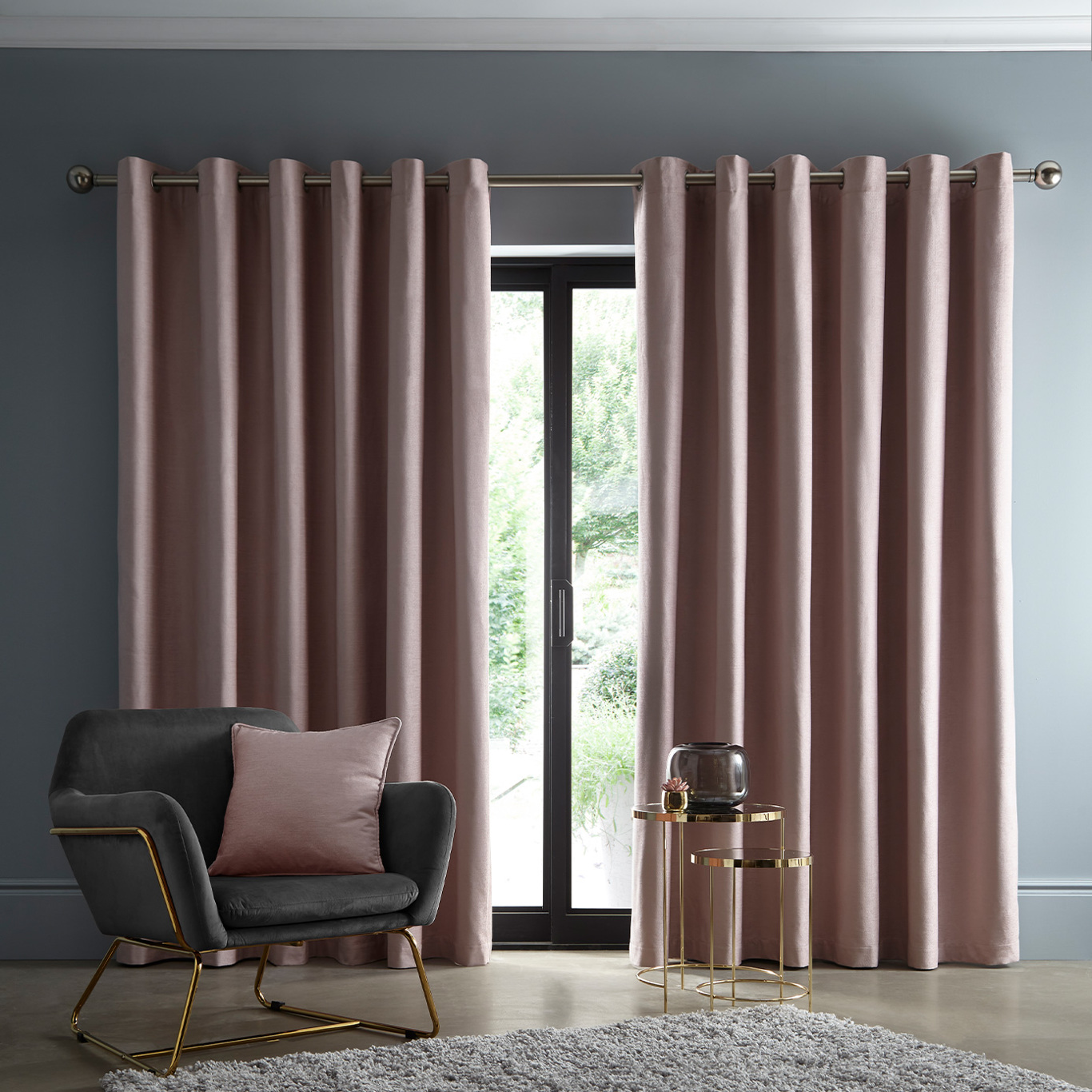 Arezzo Curtain by STG