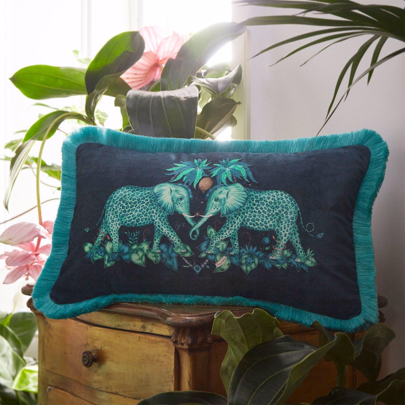 Zambezi 30x50 Rectangle Cushion by EMS