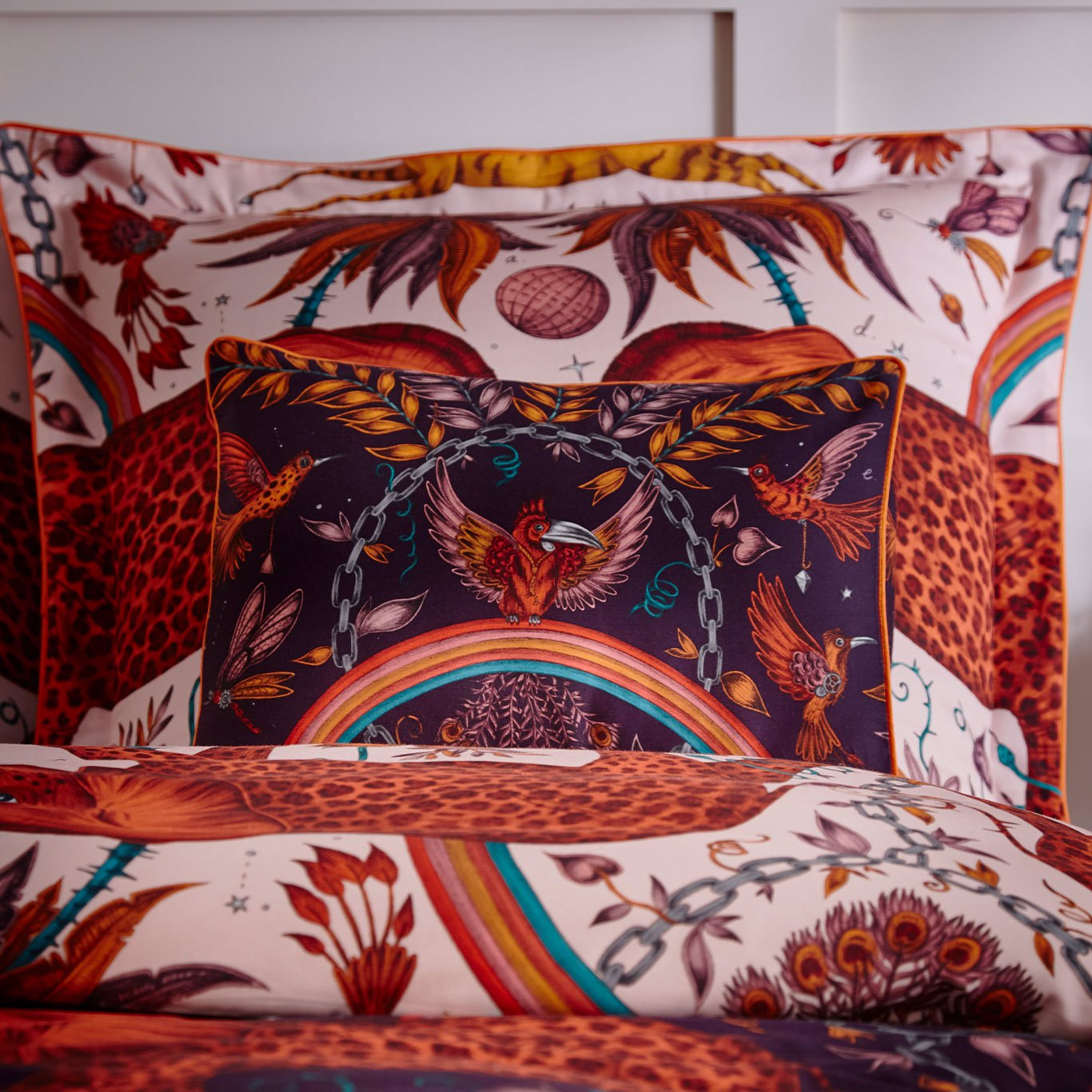 Zambezi 30X40 Boudoir Pillowcase by EMS