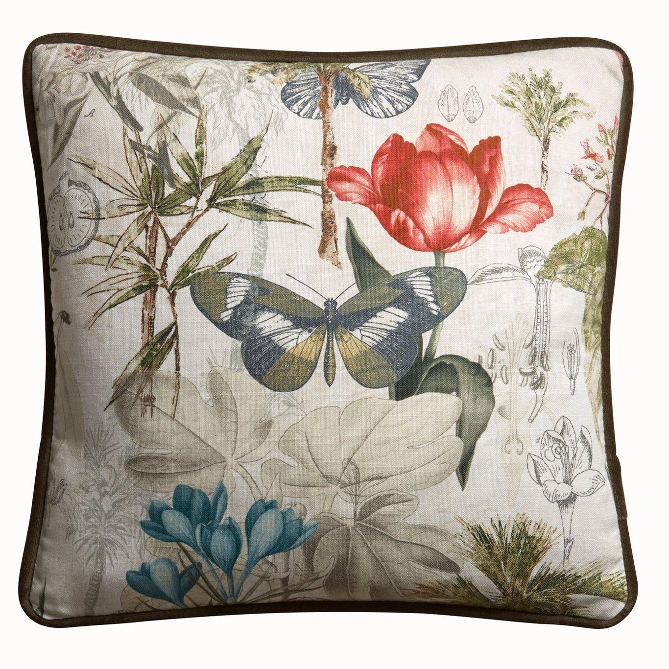 Botany 43X43 Cushion by CNC