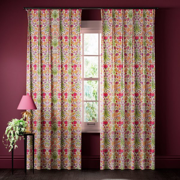 Hyacinth Curtains by Archive