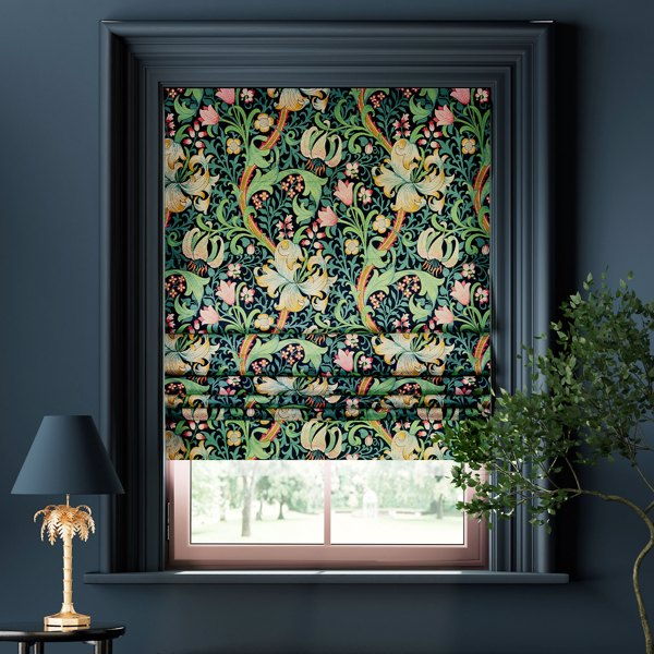 Golden lily Blinds by Archive