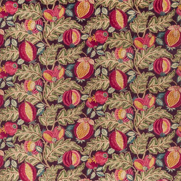 Cantaloupe Velvet by Sanderson