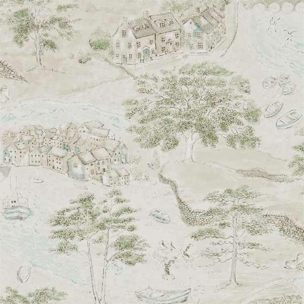 Sea Houses by Sanderson