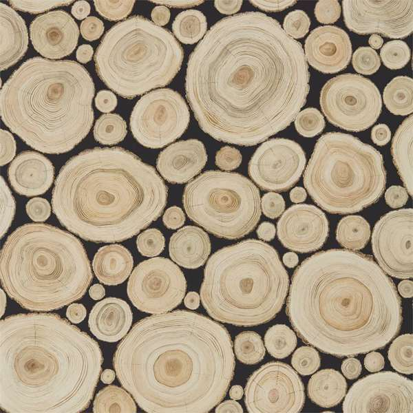 Alnwick Logs by Sanderson
