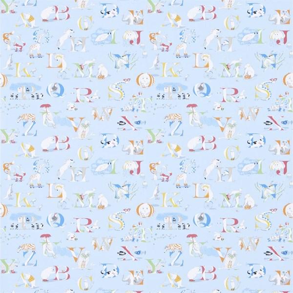 Alphabet Zoo by Sanderson