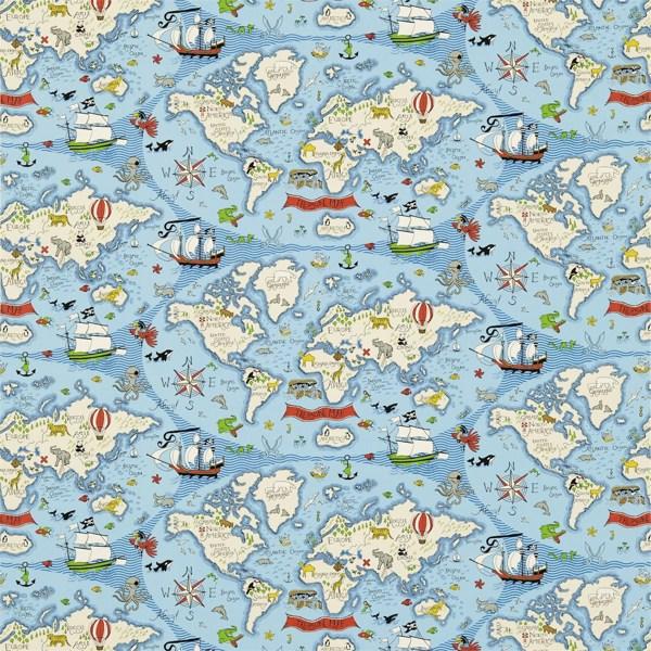 Treasure Map by Sanderson
