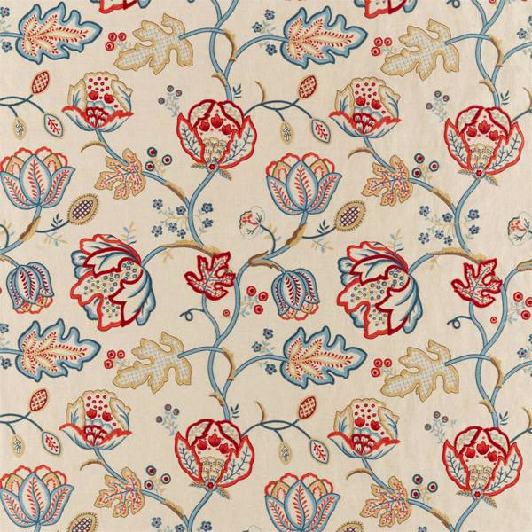 Theodosia Embroidery by Morris & Co