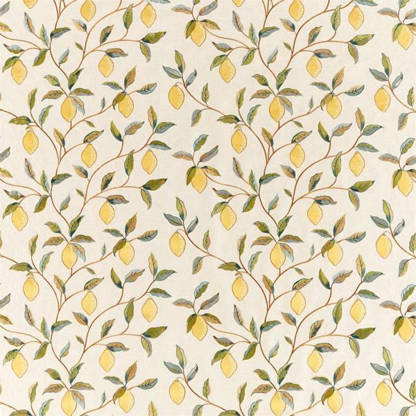 Lemon Tree Embroidery by Morris & Co