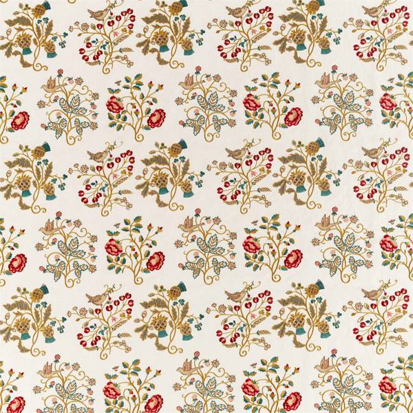Newill Embroidery by Morris & Co